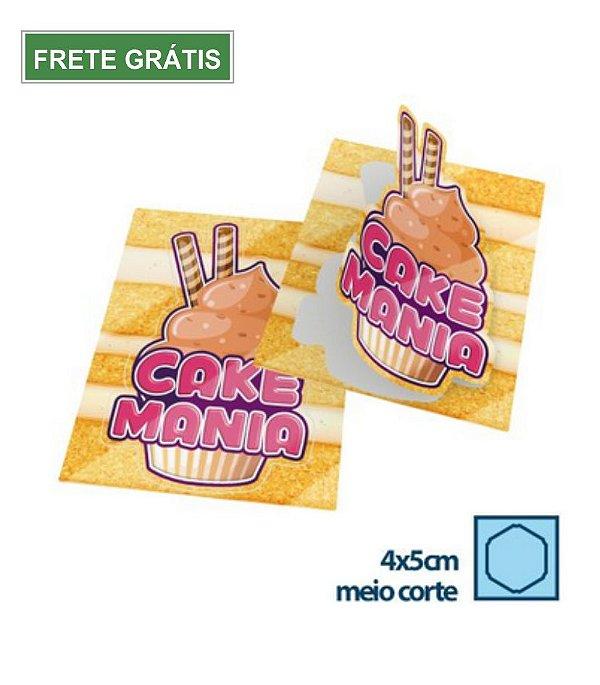 ADESIVO MEIO CORTE/CORTE ESPECIAL - 4X5 CM