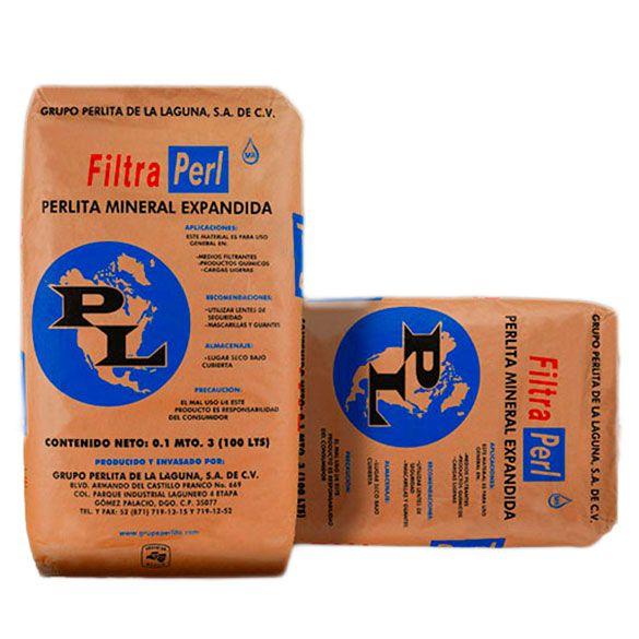 Terra Filtrante Filtra Perl SF-1.5B (Fina) Saco 18Kg