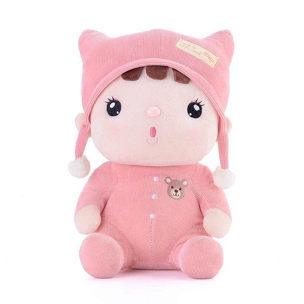 Boneca Metoo Sweet Candy Bebe Rosa - Metoo