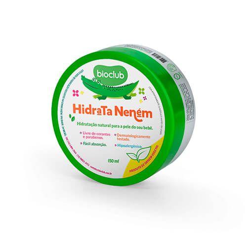 Hidratante Infantil Hipoalergênico 150ml - BioClub Baby