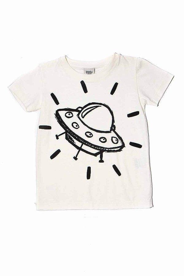 Camiseta Infantil Ovini - Pistol Star