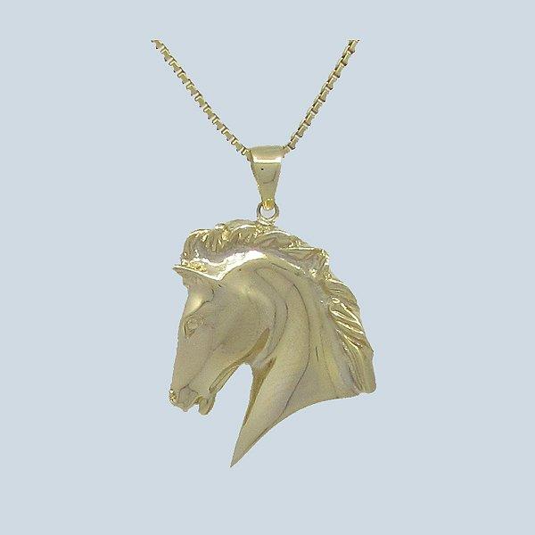 Colar  Cabeça Cavalo