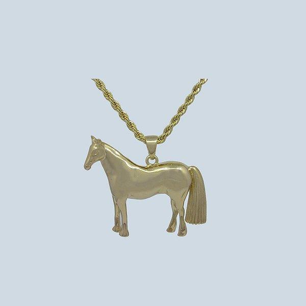 Colar Cavalo Crioulo 2d