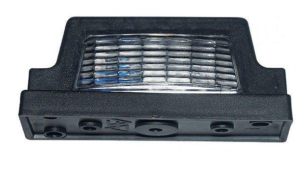 Lanterna de LED Placa Carreta Reboque Universal