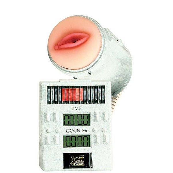 Masturbador com Sensor de Treinamento da Ejaculação Origem E.U.A.