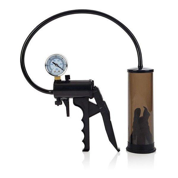 Aparelho Peniano Pressurized Pump - California - Frete Grátis