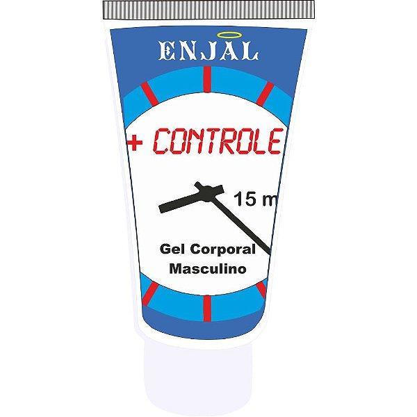 + Controle Gel Retardador da Ejaculação - 15 ml