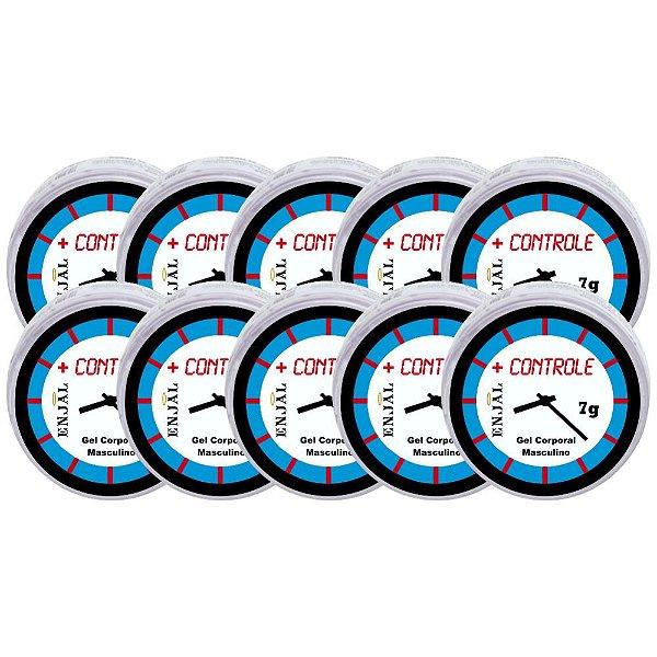 + Controle Retardador da Ejaculação - 7g - 10 Un