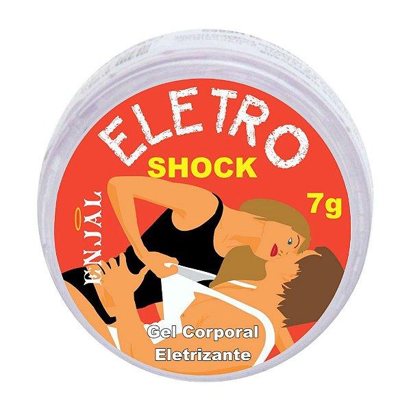 Eletro Shock - Gel Vibratório Efeito Excitante - 7g