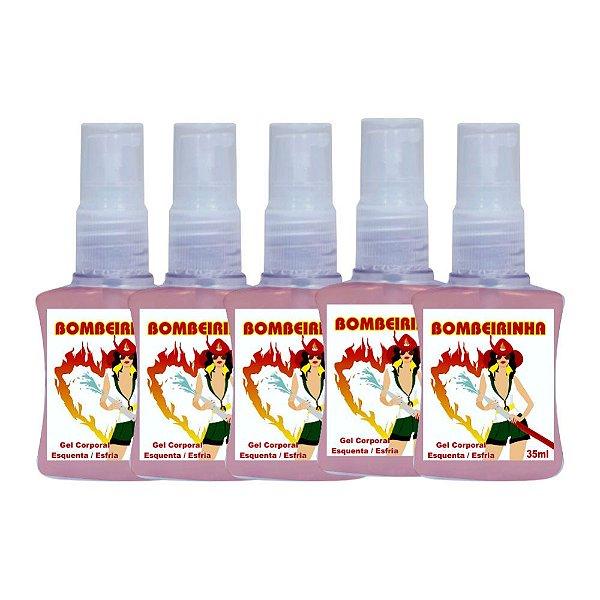 Bombeirinha - Spray Esquenta & Esfria 35 ml - 05 Un