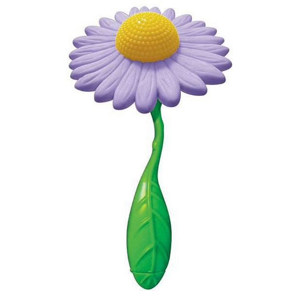 Vibrador no Formato de Flor Flower Power Importado E.U.A - Ref: 22085