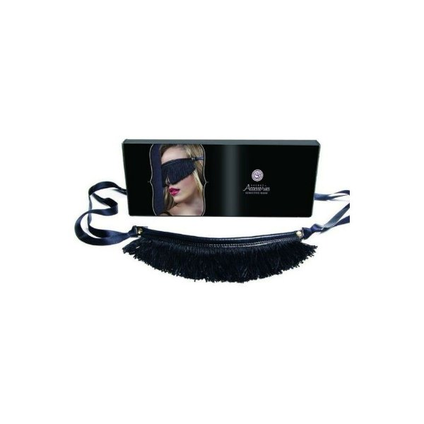 Máscara Luxuosa - Tiras de Cetim - Coleção Seductive