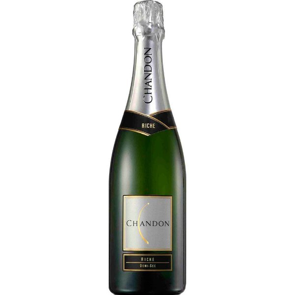 Espumante Chandon Riche Demi Sec - Garrafa 750 ml