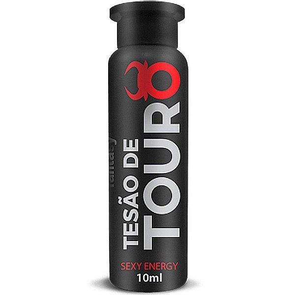 Energético Excitante Sexual Masculino Tesão de Touro 10 ml