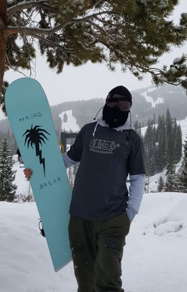 Camiseta leloskateboards preta II