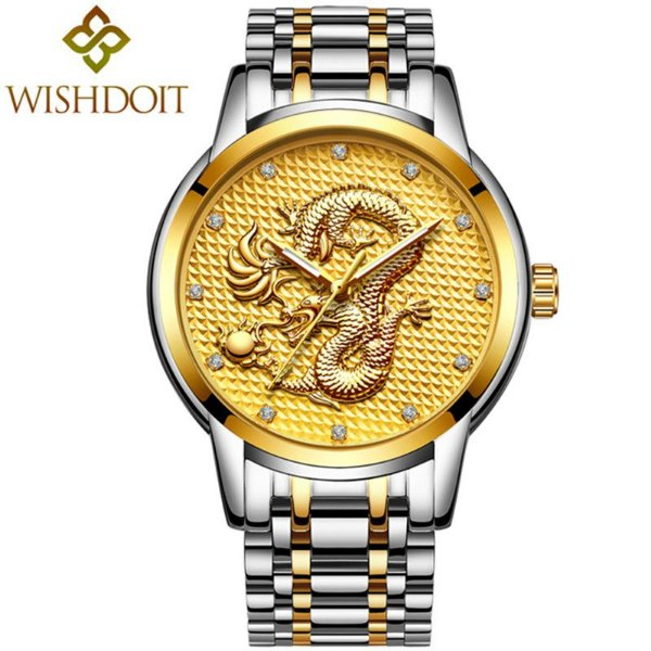 Relógio de pulso Wishdoit 8850
