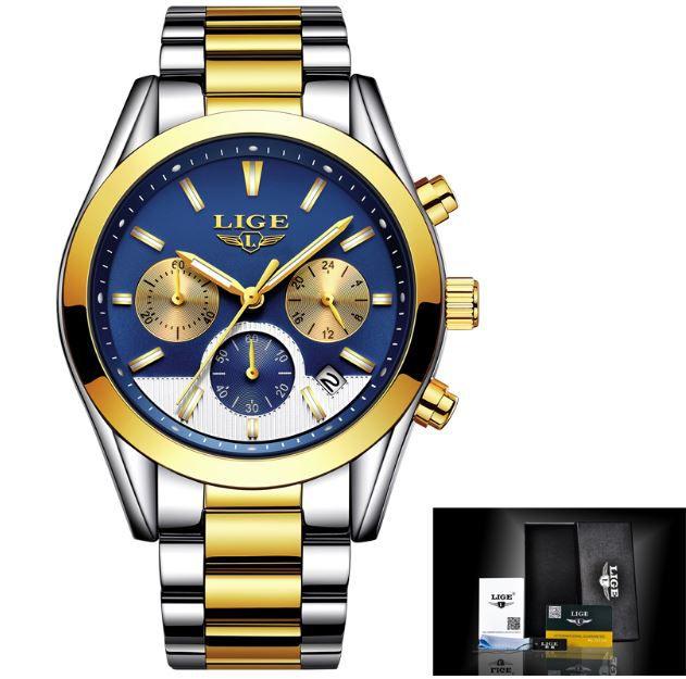 Relógio LiGE 9872