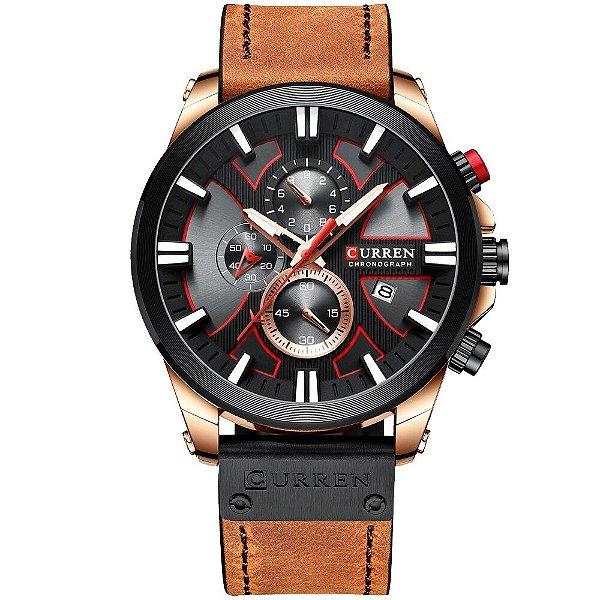 Relógio New Fashion Curren 8346