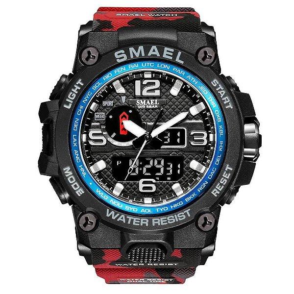 Relógio Militar S Shock Esportivo