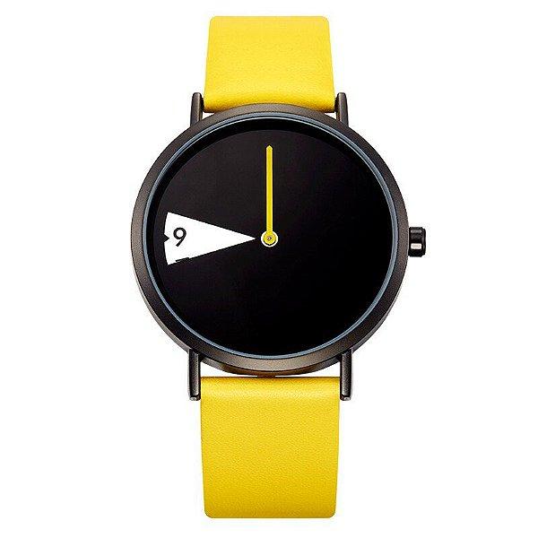Relógio Feminino Criativo Sinobi 0090