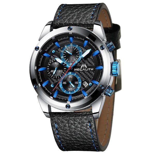 Relógio Megalith 8004 Masculino Esporte