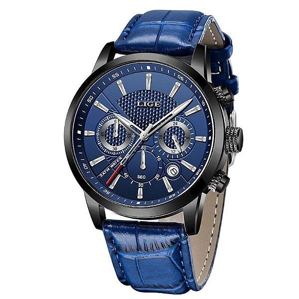 Relógio Social Esporte LIGE 9866