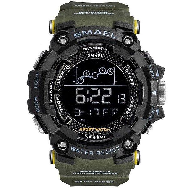 Relógio Militar Super Shock Original