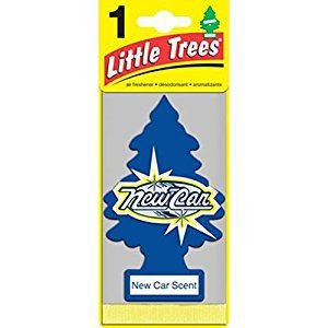 Aromatizante Little Trees New Car