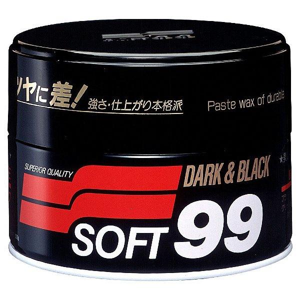 Cera De Carnaúba Dark & Black Soft99 300G