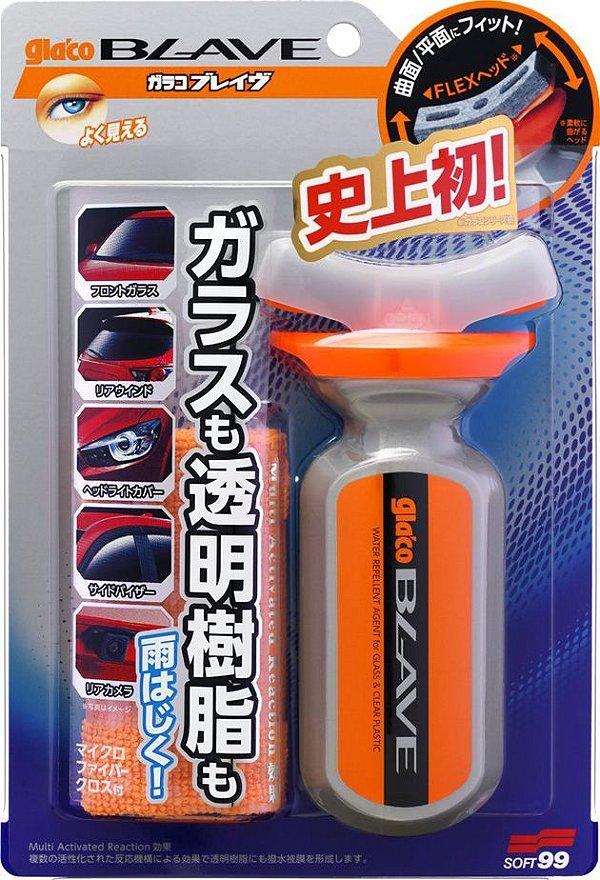 Repelente de Água para Viseiras de Capacetes e Faróis Glaco Blave 70ML Soft99
