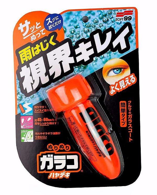 Glaco Instant Dry Roll On 75ML Repelente De Agua Para Parabrisas Glaco  Soft99