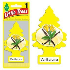 Aromatizante Little Trees Vanillaroma