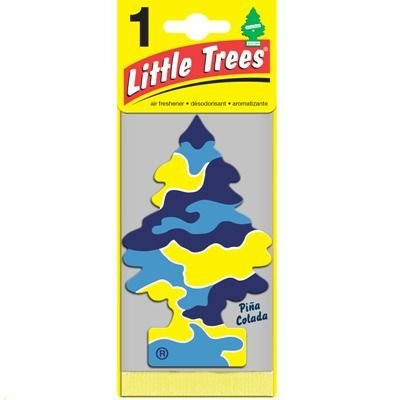 Aromatizante Little Trees Pina Colada