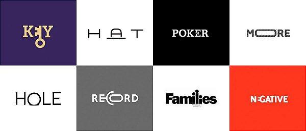 Criação de Logomarca Minimalista Logotipo em Alta Resolução