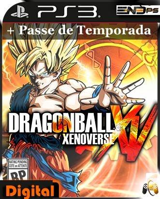 Dragon Ball Xenoverse + Passe de Temporada