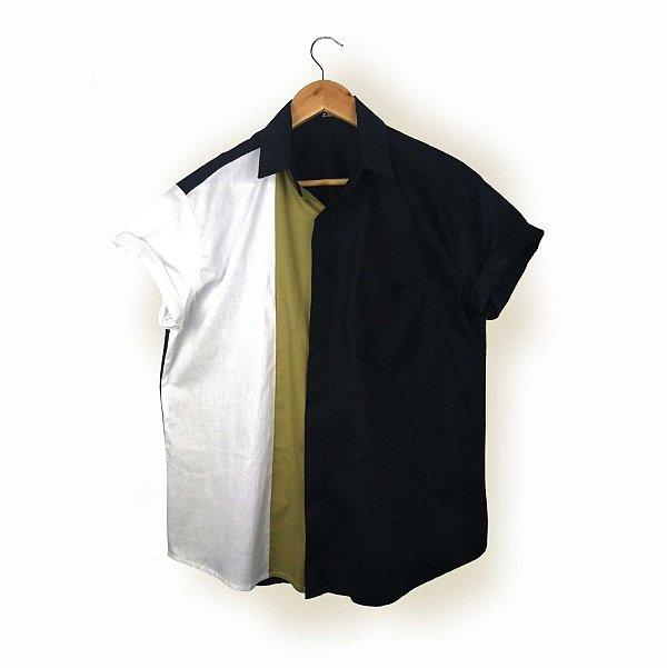 Camisa Mod Black