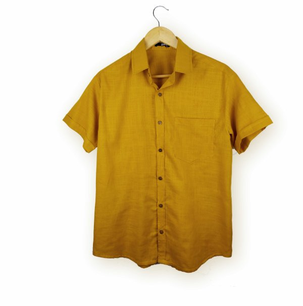 Camisa Açafrão