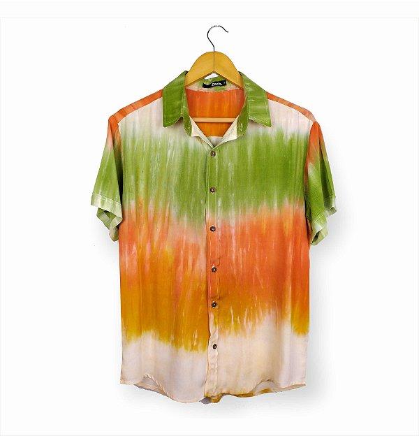 Camisa Woodstock