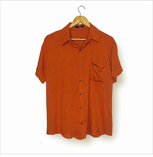 Camisa Cúrcuma
