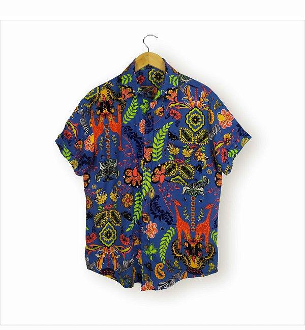 Camisa Botswana