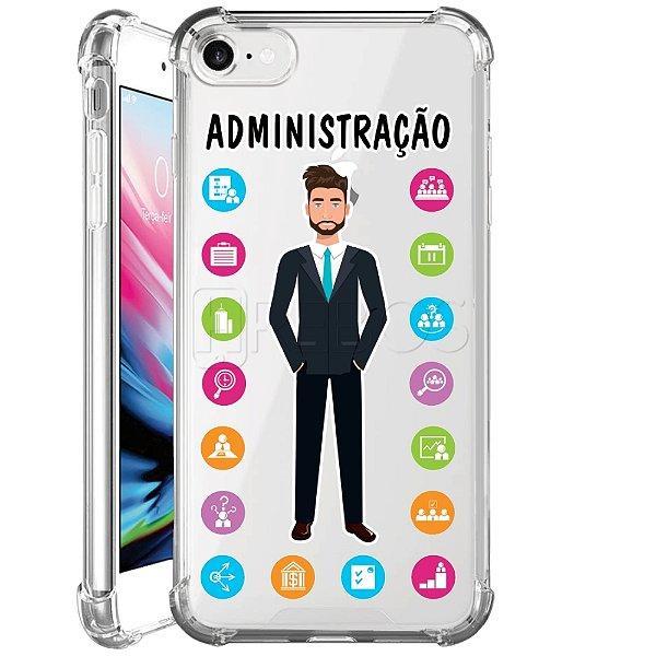 Capa Anti Shock Personalizada - ADMINISTRAÇÃO MASC