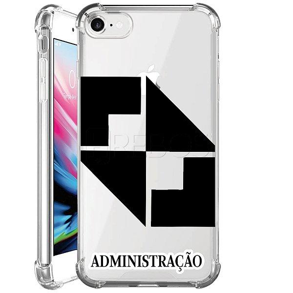 Capa Anti Shock Personalizada - ADMINISTRAÇÃO SÍMBOLO
