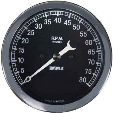 Contagiro 8000RPM ø100mm 2/4/6/8 Cil Jaguar | Cronomac