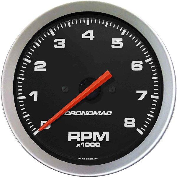 Contagiro 8000RPM ø85mm 2/4/6/8 Cil Sport   Cronomac