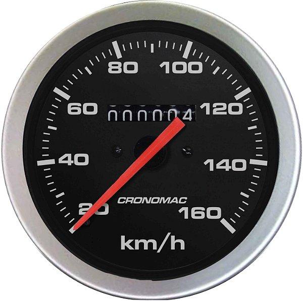 Velocímetro 160km/h ø100mm Sport | Cronomac
