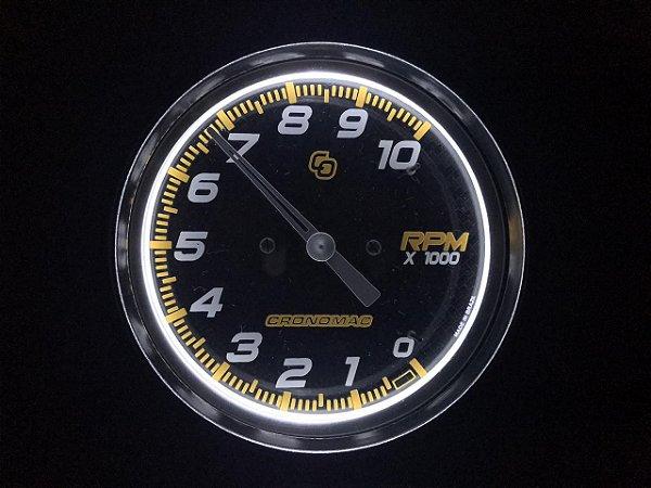 Contagiro 10.000RPM ø100mm 2/4/6/8 Cil Carbono   Cronomac