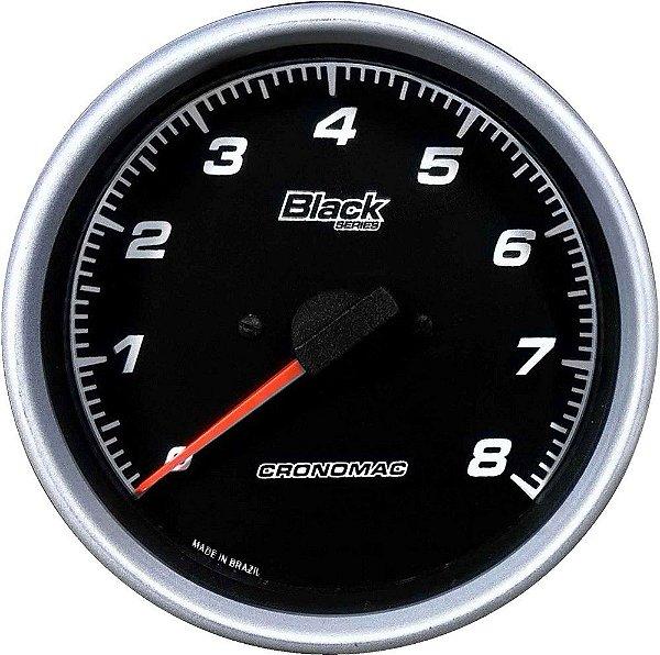 Contagiro 8000RPM ø100mm 2/4/6/8cil Black Series| Cronomac