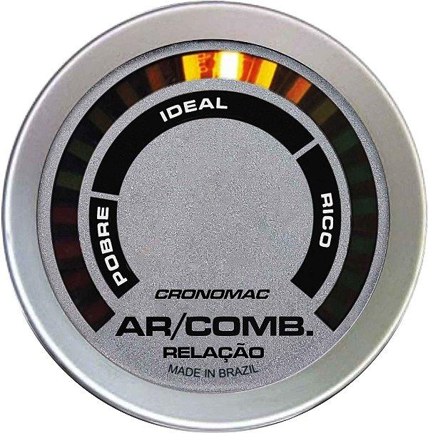 Hallmeter 52mm Racing com Faixa  Cronomac