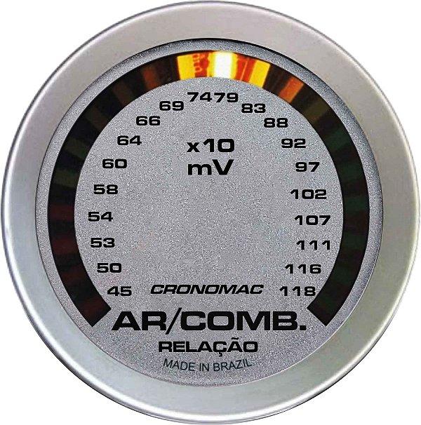 Hallmeter 52mm Racing Milivolt| Cronomac