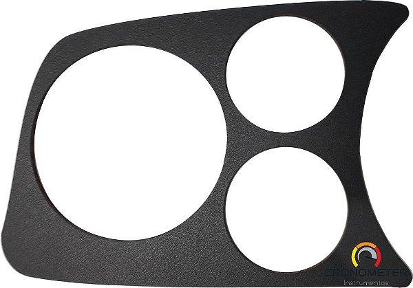 Grade Painel Fusca L.E. 3 Furos - 1 de 85mm e 2 de 52mm